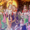 Krsna's Body, Dramatic Writing according to Siddhanta