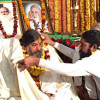 Babaji Awarded the Position of Mahanta in Vrindavan