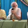 Inauguration of the Bhakti Tirtha Course at Jiva