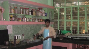 Kitchen at Jiva Institute