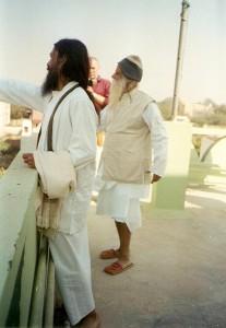 Babaji With Maharaja