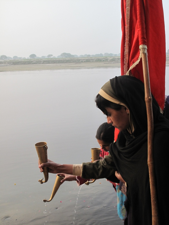 Yamuna ceremony