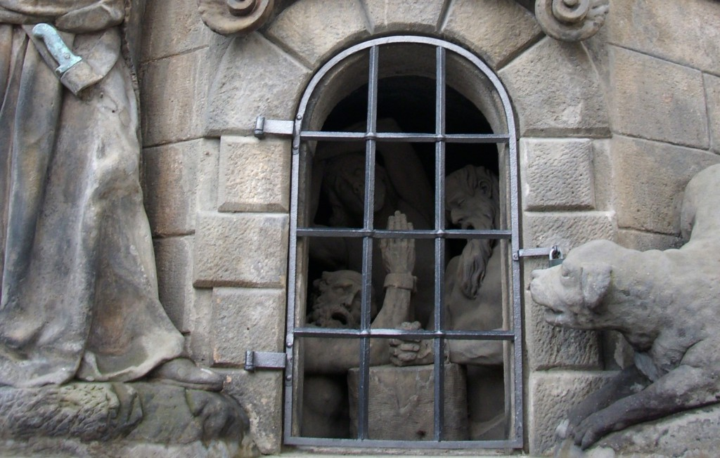Prague_Sinner being punished