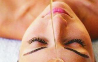 Sirodara Massage Ayurveda