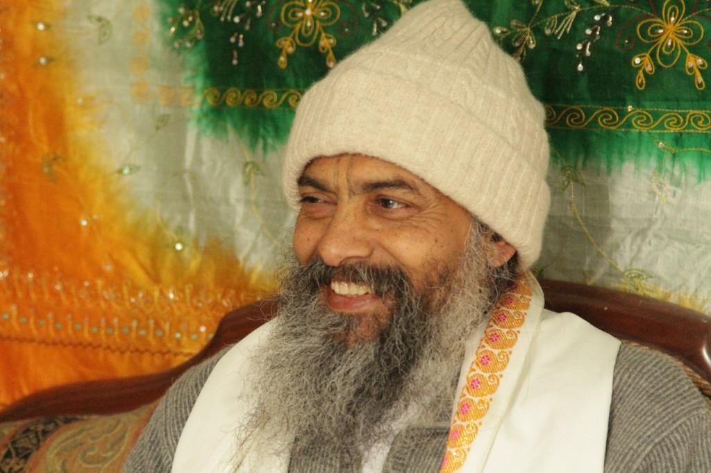 Babaji close-up