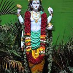 Dhanvantari, the presiding deity of Ayurveda