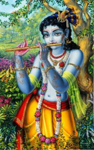 Flute / Vrindavan Art