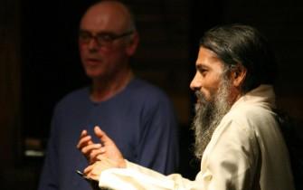 Babaji in conversation