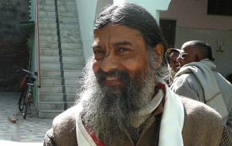 Babaji at Jiva_pan