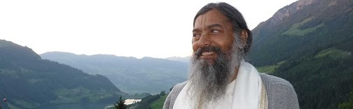Babaji in Switzerland_pan