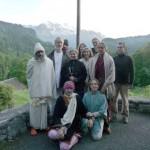 Japa Retreat in Switzerland 2012
