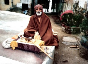 Sadhu in Vrindavan 1992