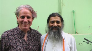 Steven Rudolph and Babaji