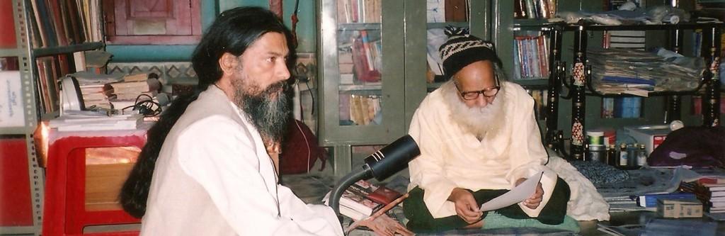 Babaji and Maharajji_pan