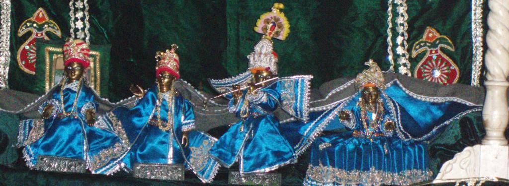 Maharajji's deities