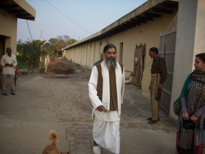 Babaji at Kali-daha 2011