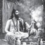 Diti and Kashyapa Muni / ISKCON Desire Tree