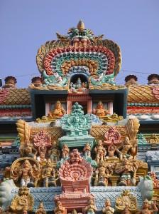 Sri Rangam Temple
