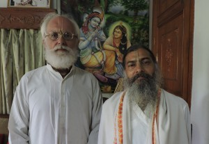 Jagat and Babaji
