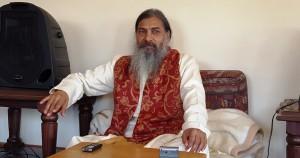 Babaji lecturing in SA
