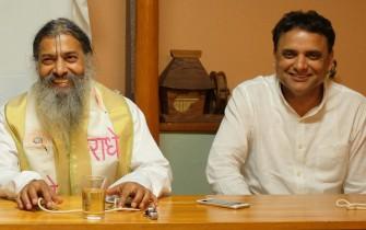 Babaji & Partap header