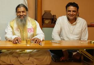 Babaji & Dr. Partapji