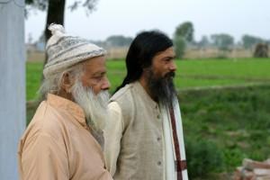 Babaji and his guru