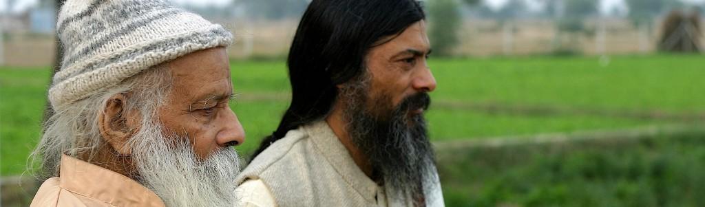 Babaji and Maharajji copy