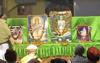 Jiva Goswami's Disappearance celebration at Jiva