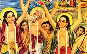 Sri Caitanya's Navadvipa Sankirtan