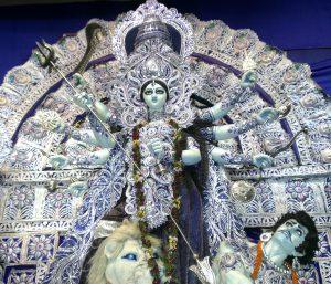 Durga worship in Bengal