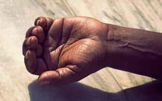 Hand, Hindu, Death
