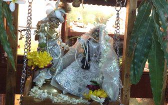 Radha Gopinath on swing