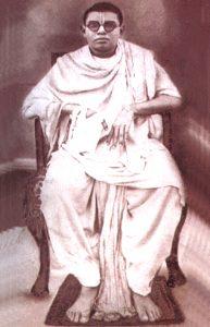 Sri Bhakti-prasad Puri Gosvami